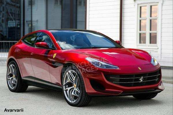 20 A Ferrari Suv 2020 Photos