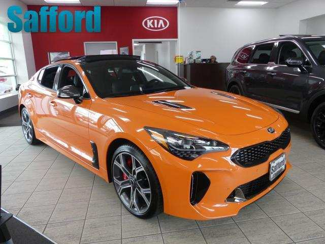 20 All New 2019 Kia Stinger Release Date And Concept