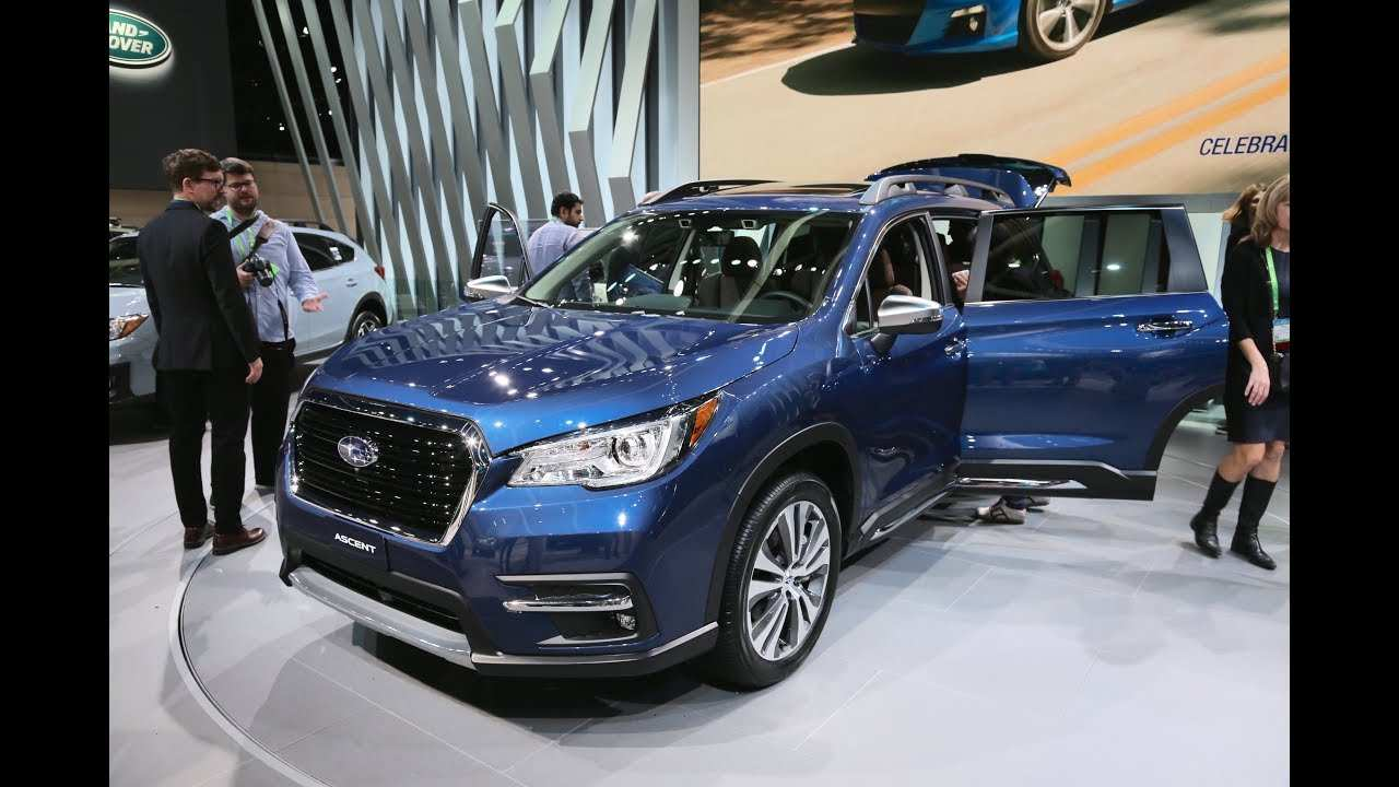 20 All New 2019 Subaru Ascent Debut Ratings