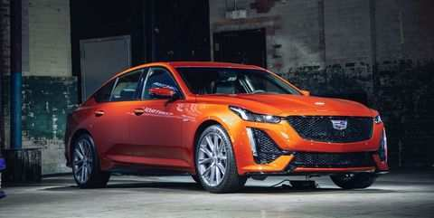 20 All New Cadillac Cts V 2020 Concept And Review