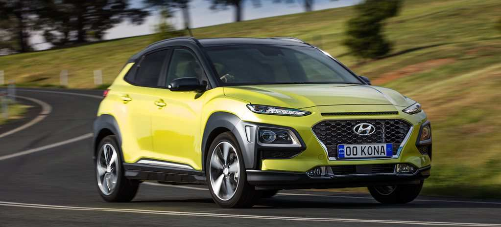 20 All New Hyundai Kona 2020 Review Release Date And Concept