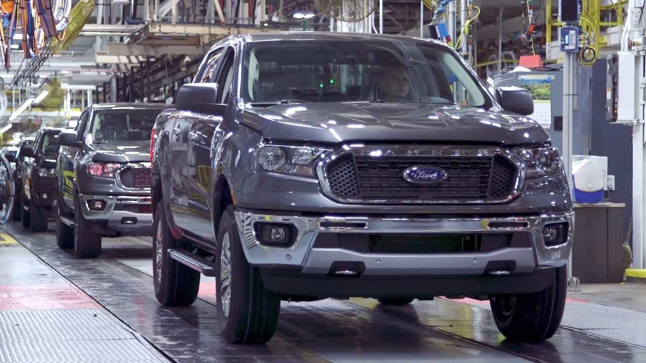 20 Best 2019 Ford Production Schedule New Concept