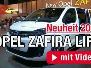 20 Best Futur Opel Zafira 2020 Review And Release Date