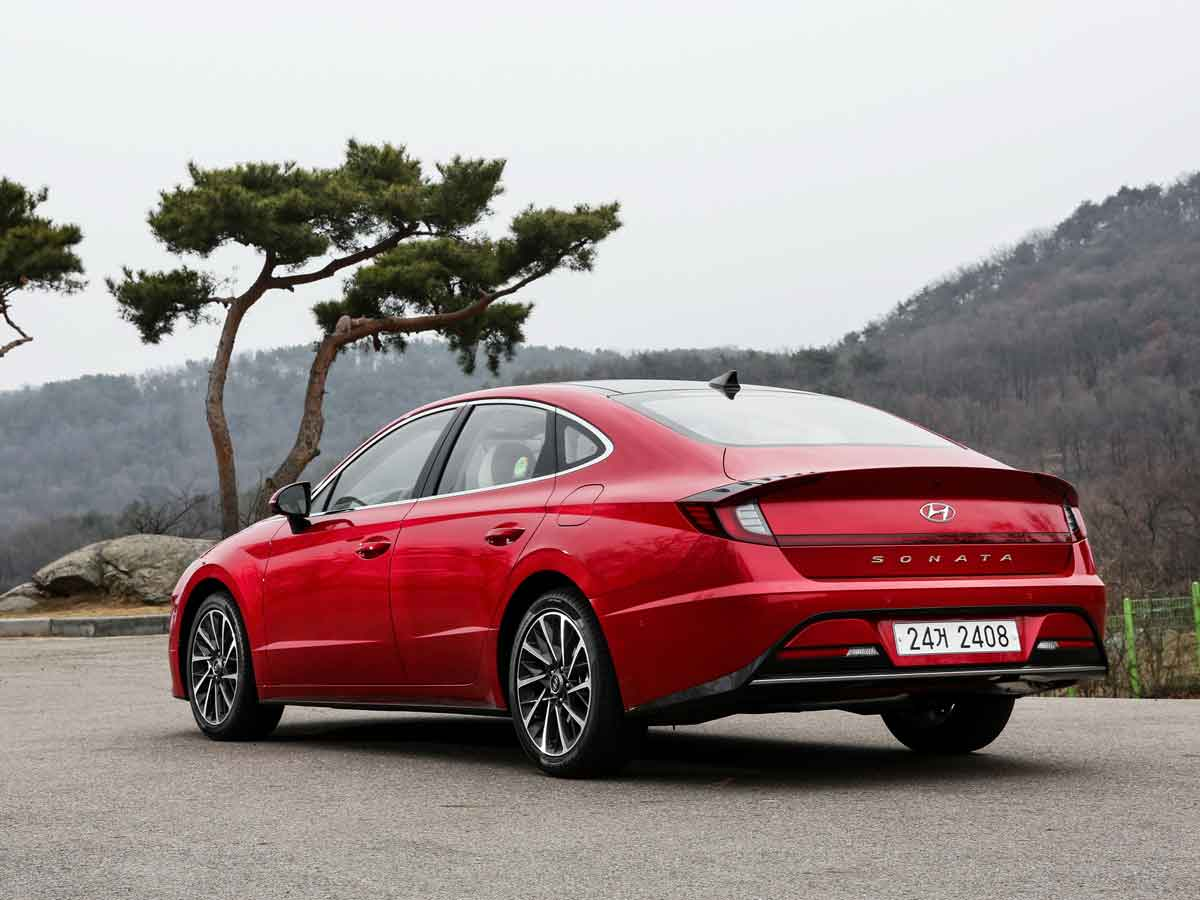 20 Best Price Of 2020 Hyundai Sonata Review And Release Date