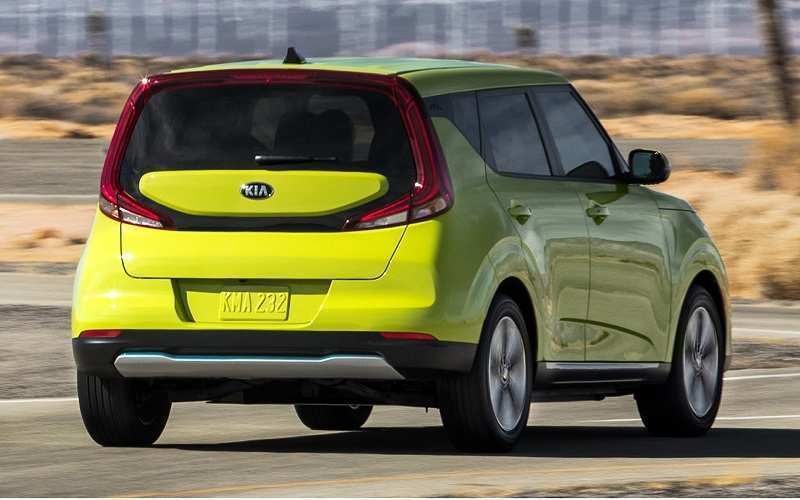 20 New 2020 Kia Soul Ev Availability Specs