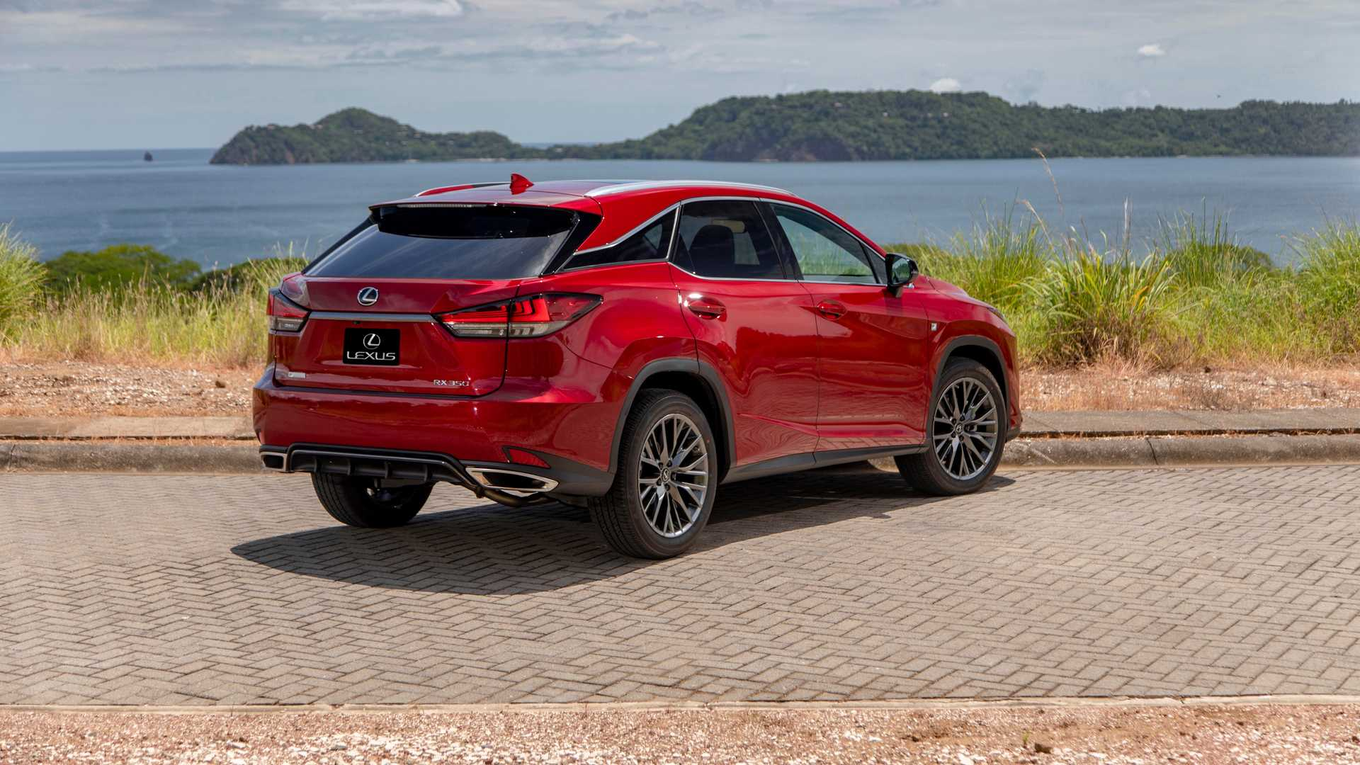 20 New 2020 Lexus Rx Pictures