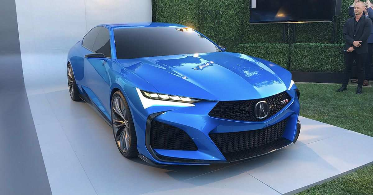 20 New Acura S Type 2020 Price And Review