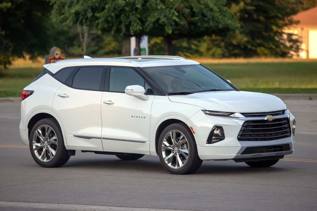 20 New Chevrolet Blazer 2020 Ss With 500Hp New Concept