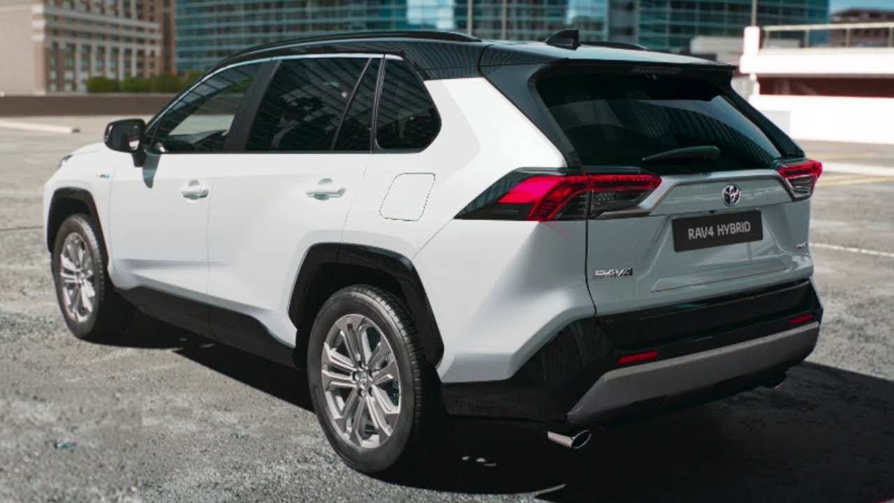 20 New Toyota Rav4 2020 Redesign And Review