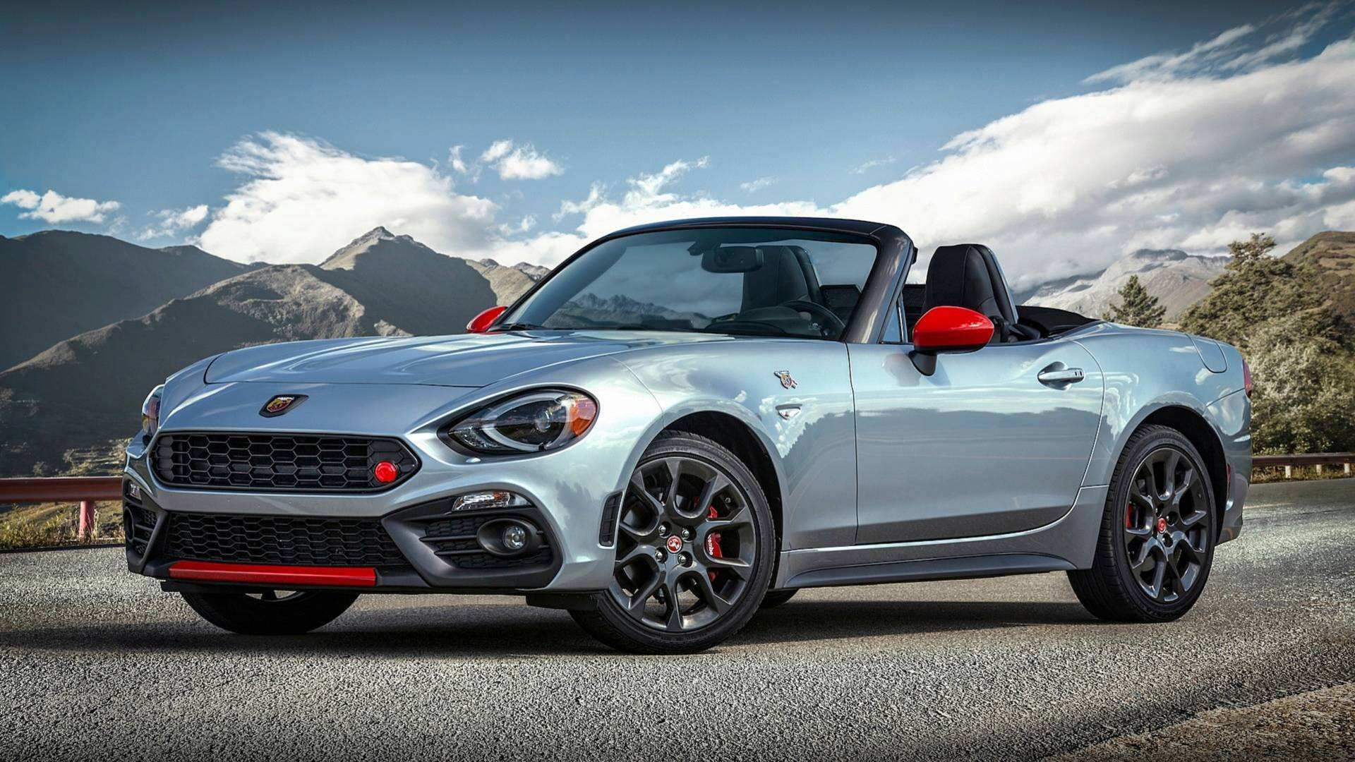 20 The 2019 Fiat 124 Changes Spesification