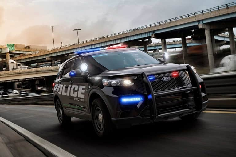 20 The 2019 Ford Interceptor Suv First Drive