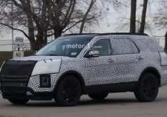 2019 Ford Interceptor Suv