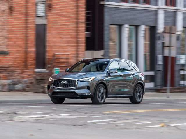 20 The 2019 Infiniti Qx50 Dimensions New Model And Performance