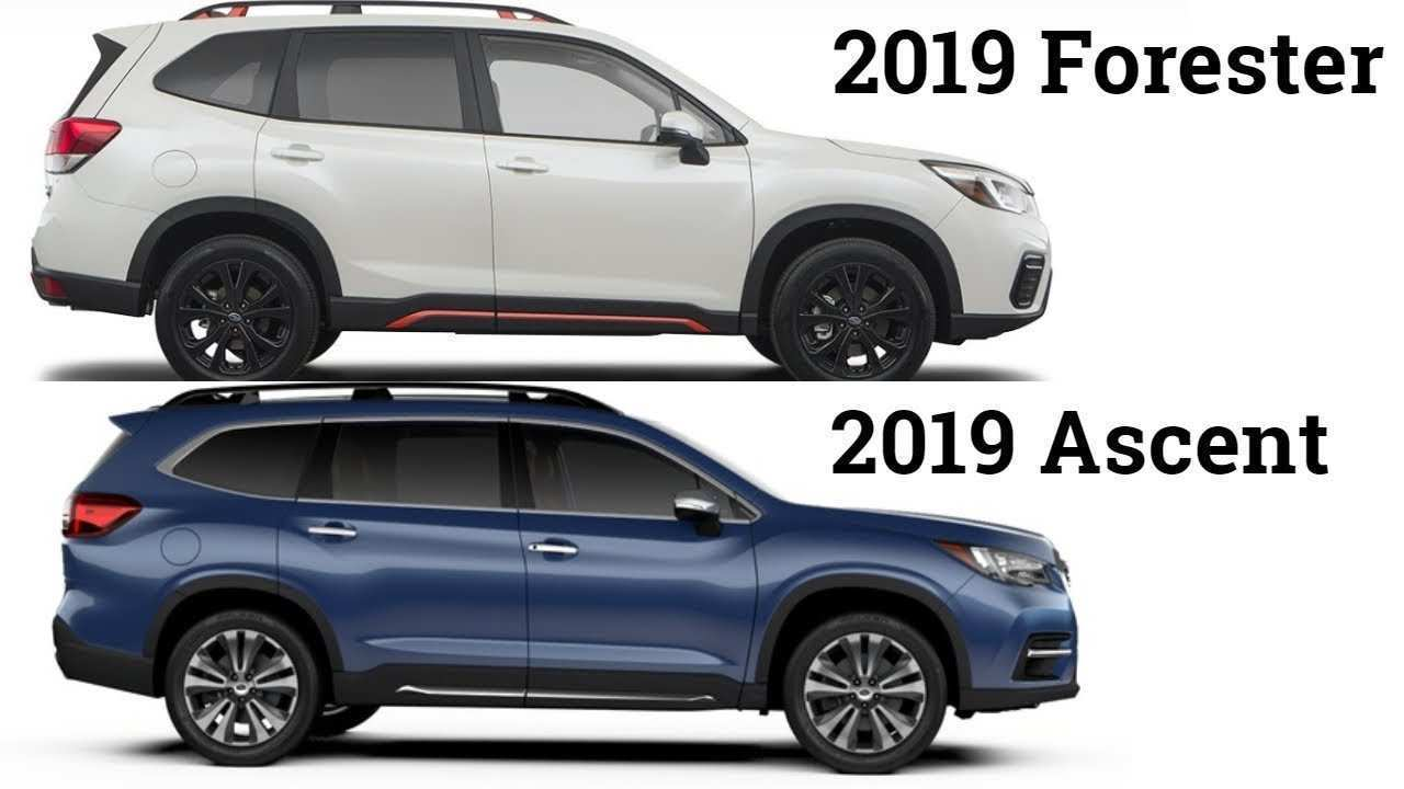20 The 2019 Subaru Dimensions Specs And Review