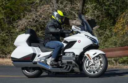 20 The 2020 Honda Goldwing Colors Images