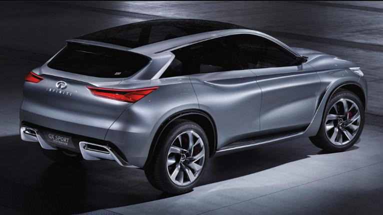 20 The 2020 Infiniti Qx70 Redesign Review