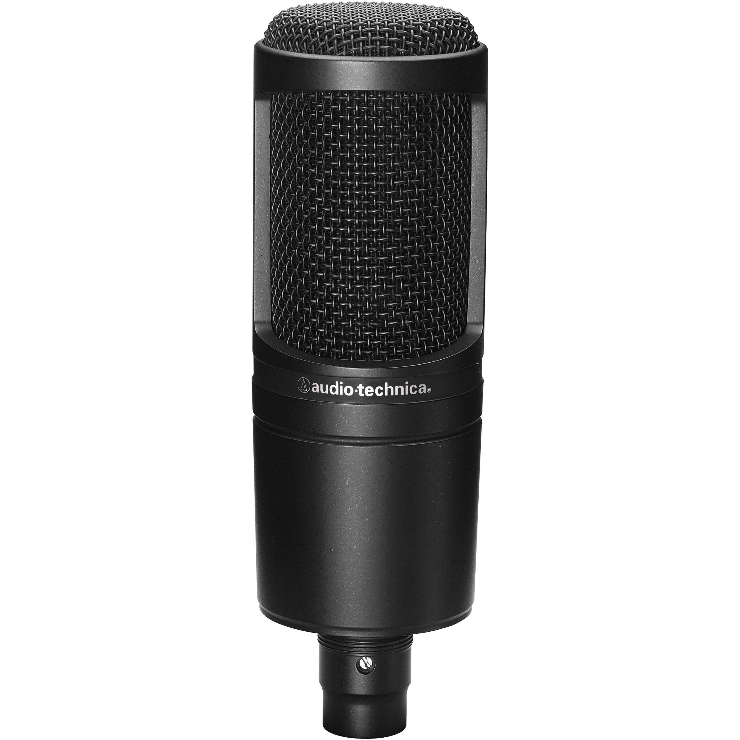 20 The Audio Technica At2020 Redesign And Concept