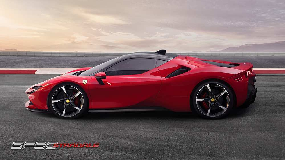 20 The Best 2019 Ferrari Hybrid First Drive