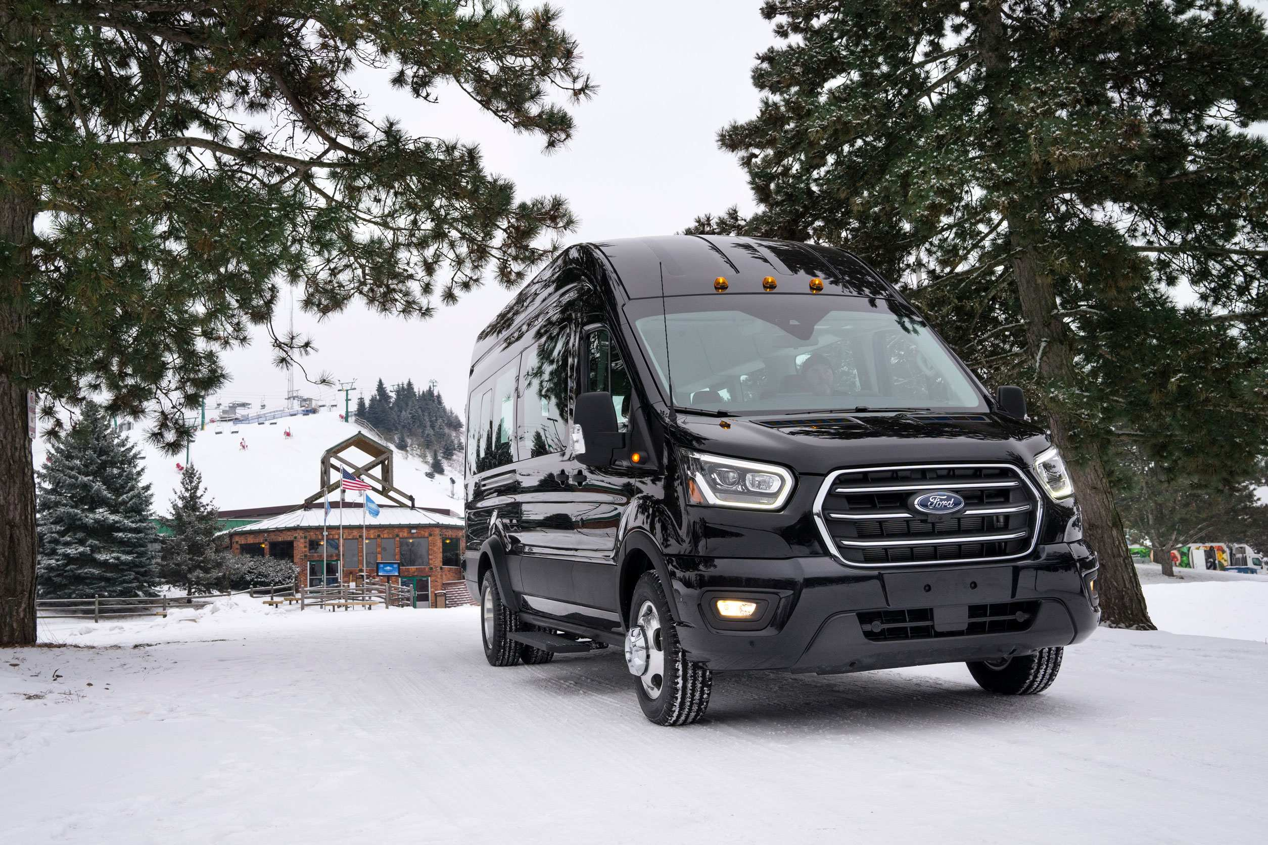 20 The Best 2019 Ford Transit Awd Review