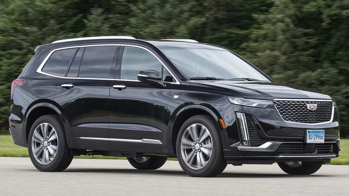 20 The Best 2020 Cadillac Xt6 Review Exterior