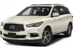 Infiniti 2020 Vehicles