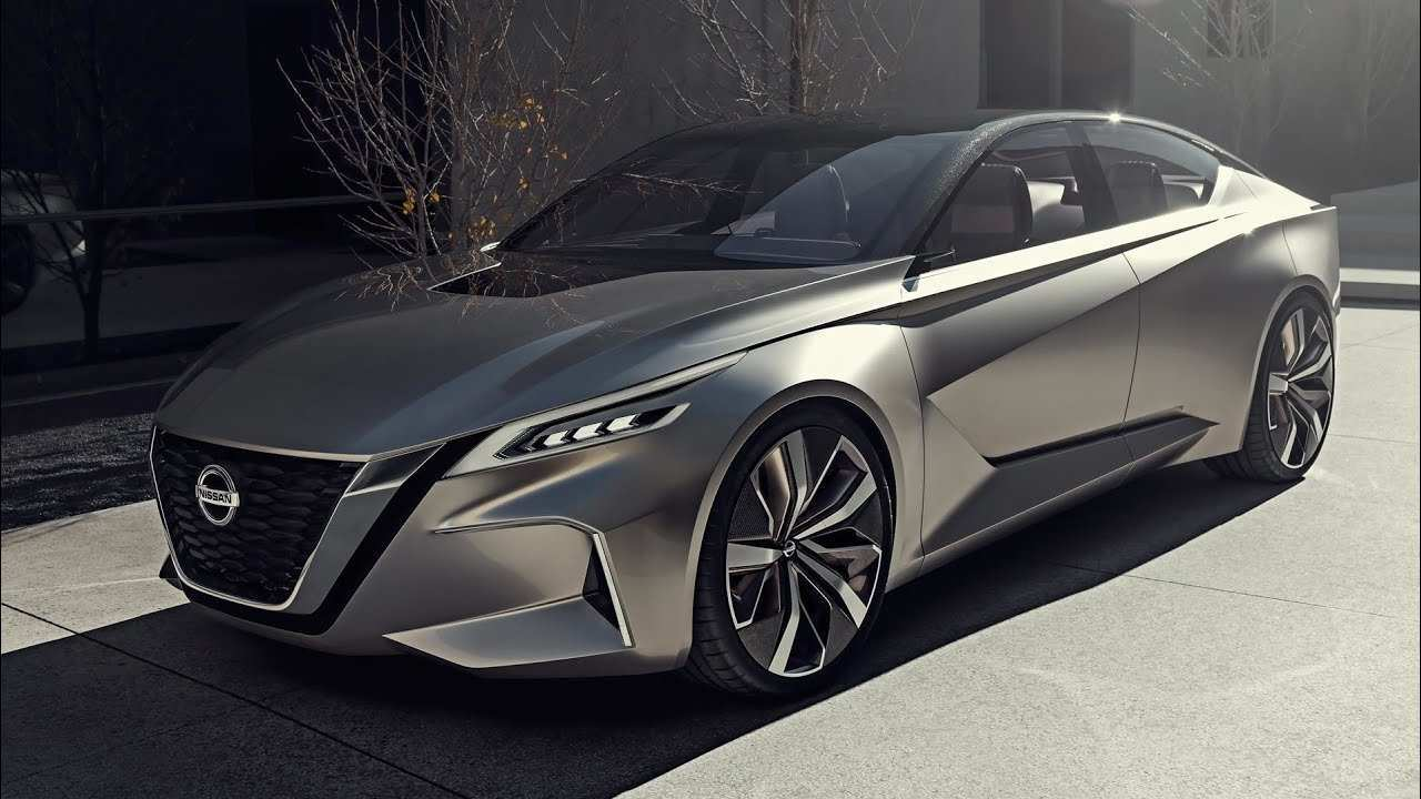 20 The When Does The 2020 Nissan Maxima Come Out Interior