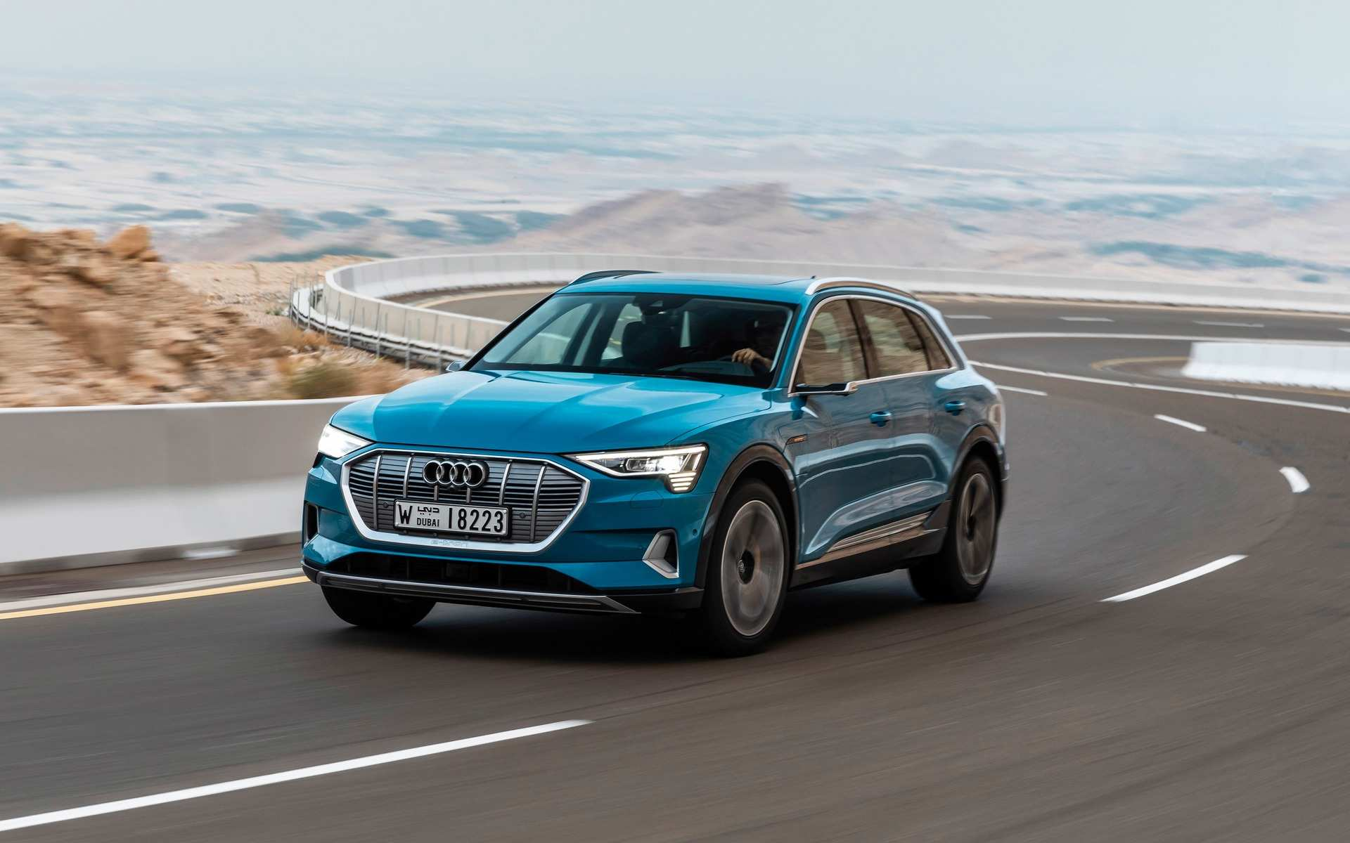 21 A 2019 Audi E Tron Quattro Pricing
