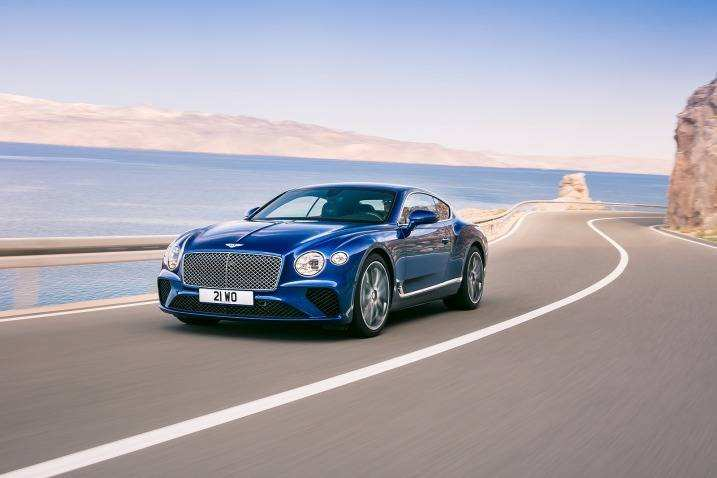 21 A 2019 Bentley Continental Redesign And Concept
