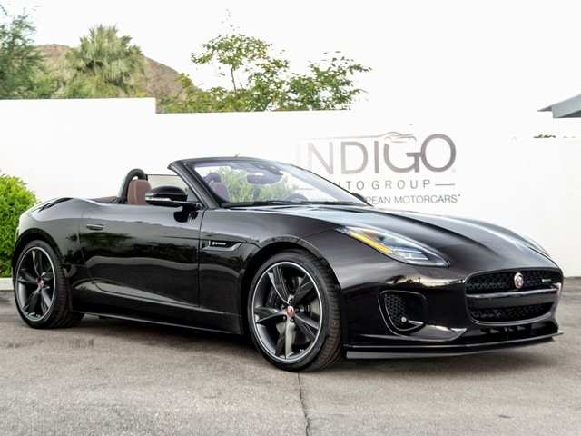 21 A 2019 Jaguar F Type Convertible Overview