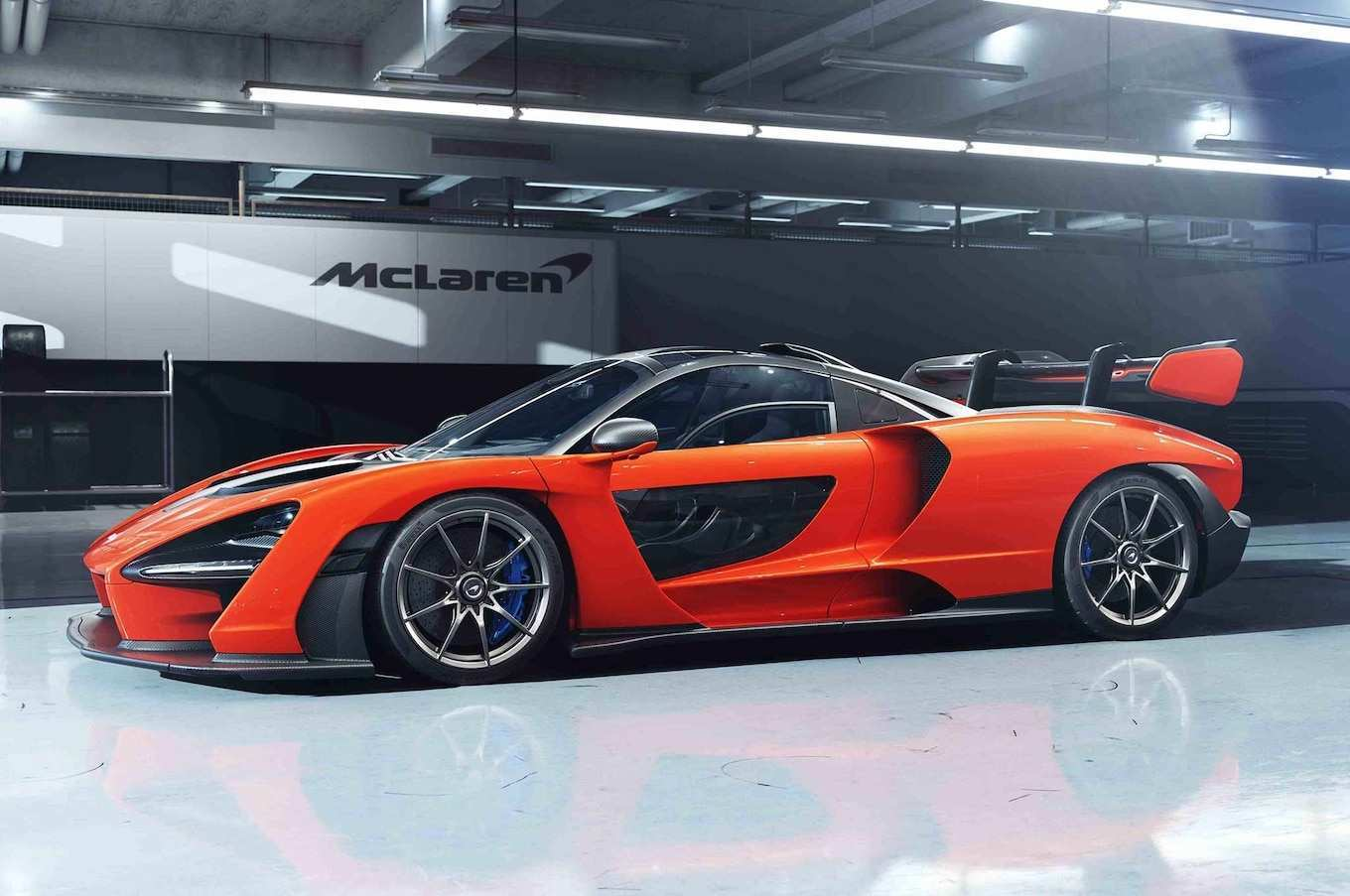 21 A 2019 Mclaren Sedan New Review