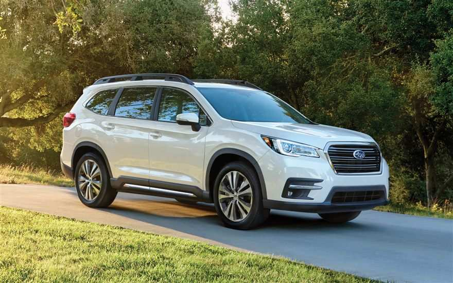 21 A Subaru Ascent 2020 Redesign And Review