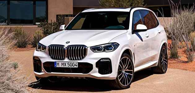 21 All New 2019 Bmw Suv Release Date And Concept