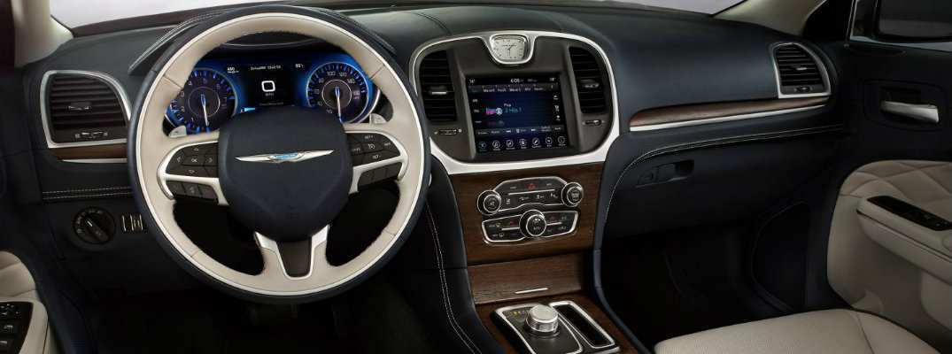 21 All New 2019 Chrysler 300 Interior Research New