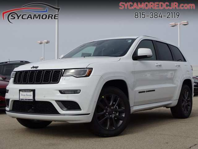 21 All New 2019 Jeep High Altitude Images