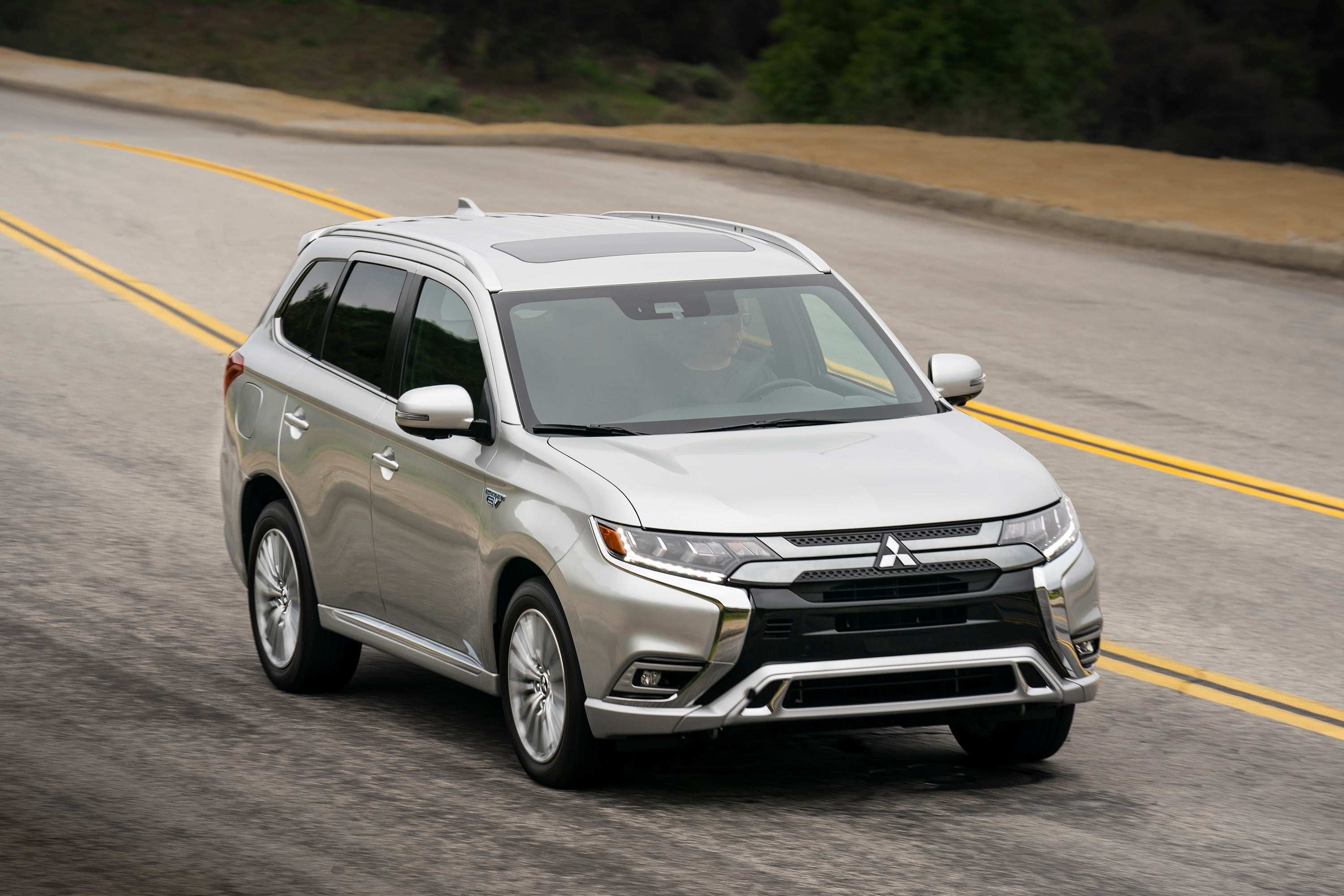 21 All New 2019 Mitsubishi Outlander Phev Review Spy Shoot