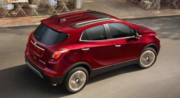 21 All New 2020 Buick Encore Specs New Review