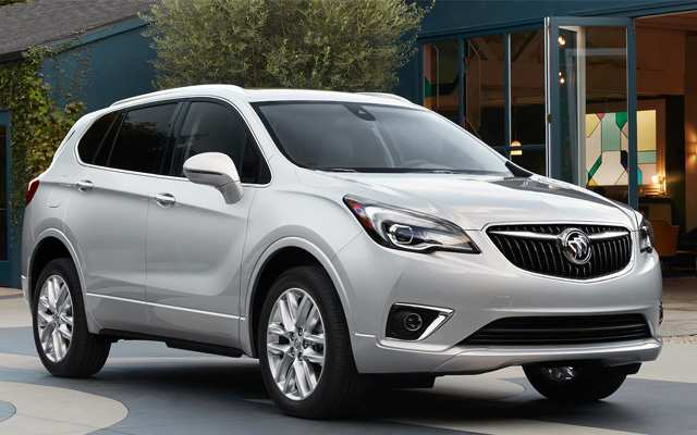 21 All New 2020 Buick Envision Reviews Photos