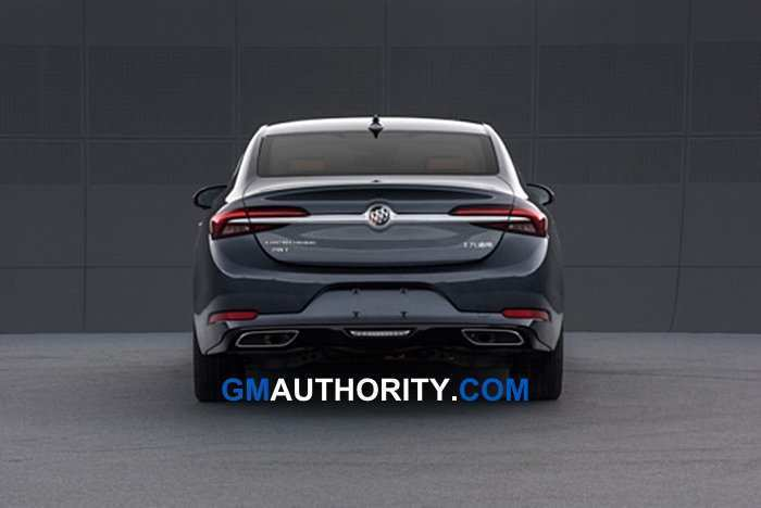 21 All New 2020 Buick Lacrosse China Spy Shoot