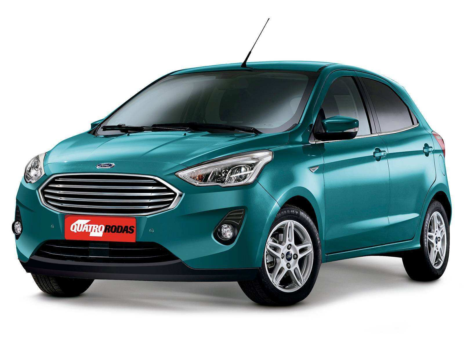 21 All New Ford Ka 2019 Facelift Redesign And Concept