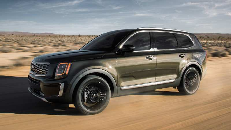 21 All New Kia Telluride 2020 Mpg Pricing