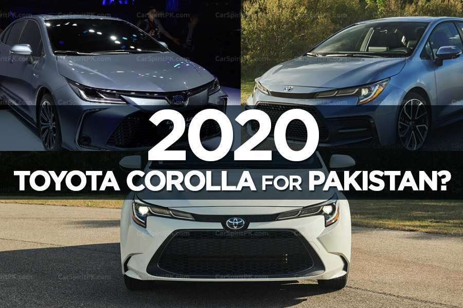 21 All New Toyota Corolla 2020 Model In Pakistan Engine