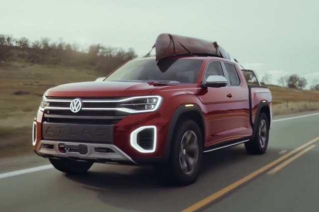 21 Best 2019 Volkswagen Pickup Truck Price Design And Review