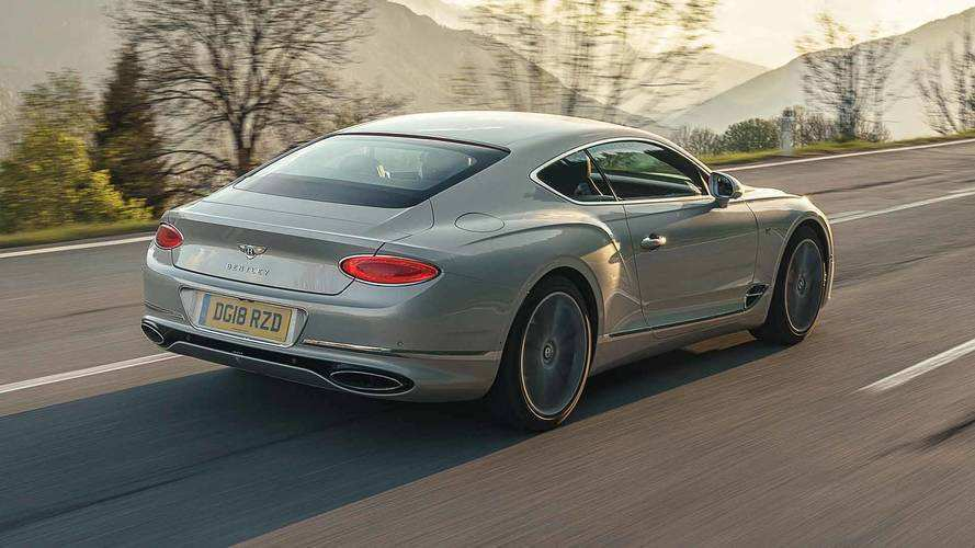 21 New 2019 Bentley Gt Spy Shoot