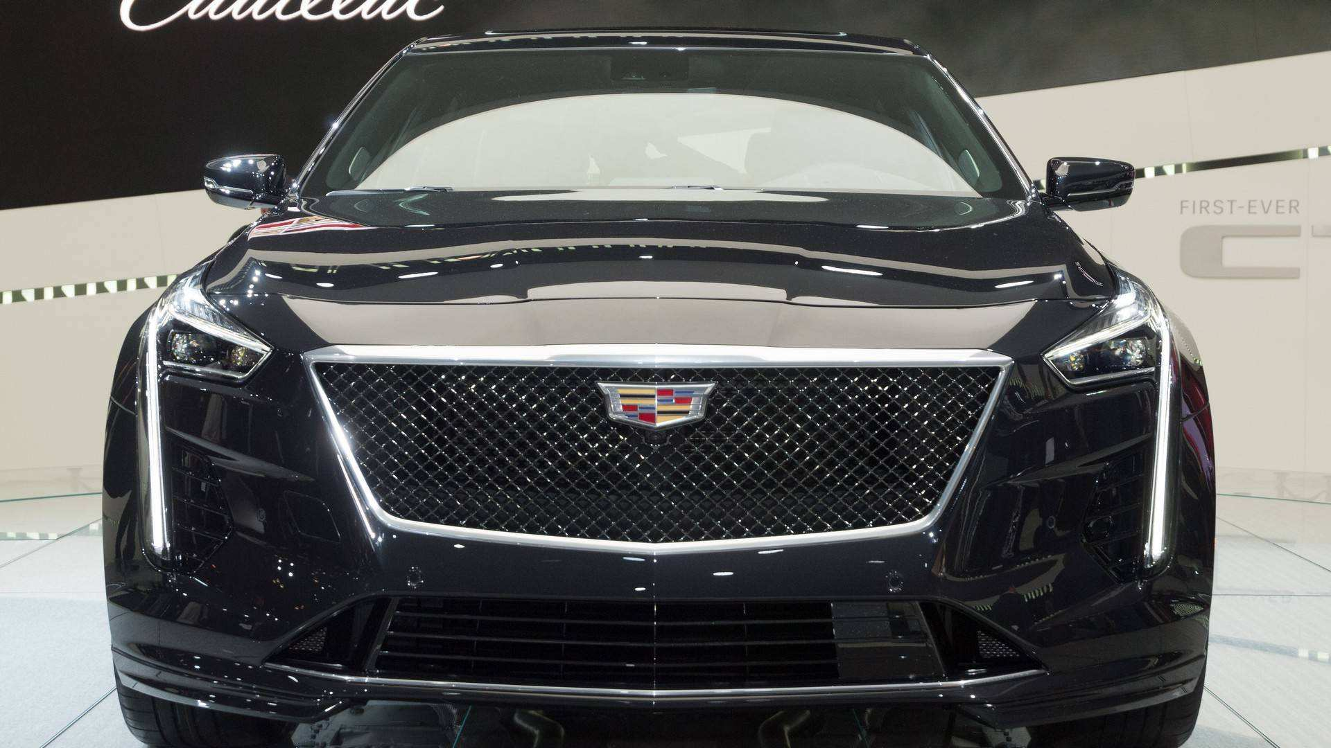 21 New 2019 Cadillac Twin Turbo V8 Photos