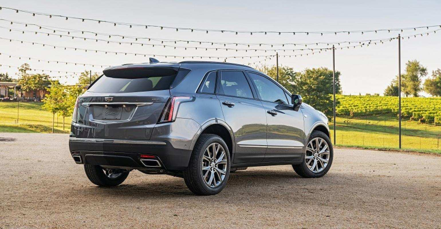 21 New 2020 Cadillac Xt5 Pictures Price Design And Review