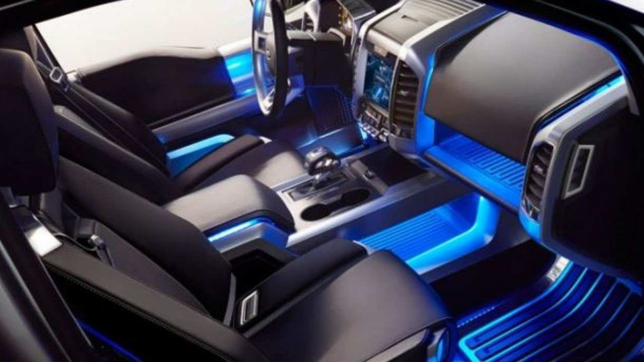 21 New 2020 Ford Bronco Interior New Model And Performance