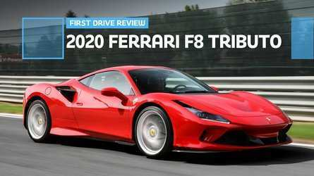 21 New Ferrari D 2020 Rumors