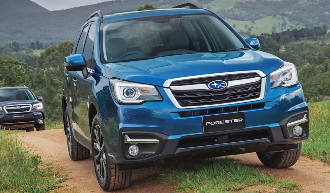 21 New Subaru Forester 2020 Colors New Review