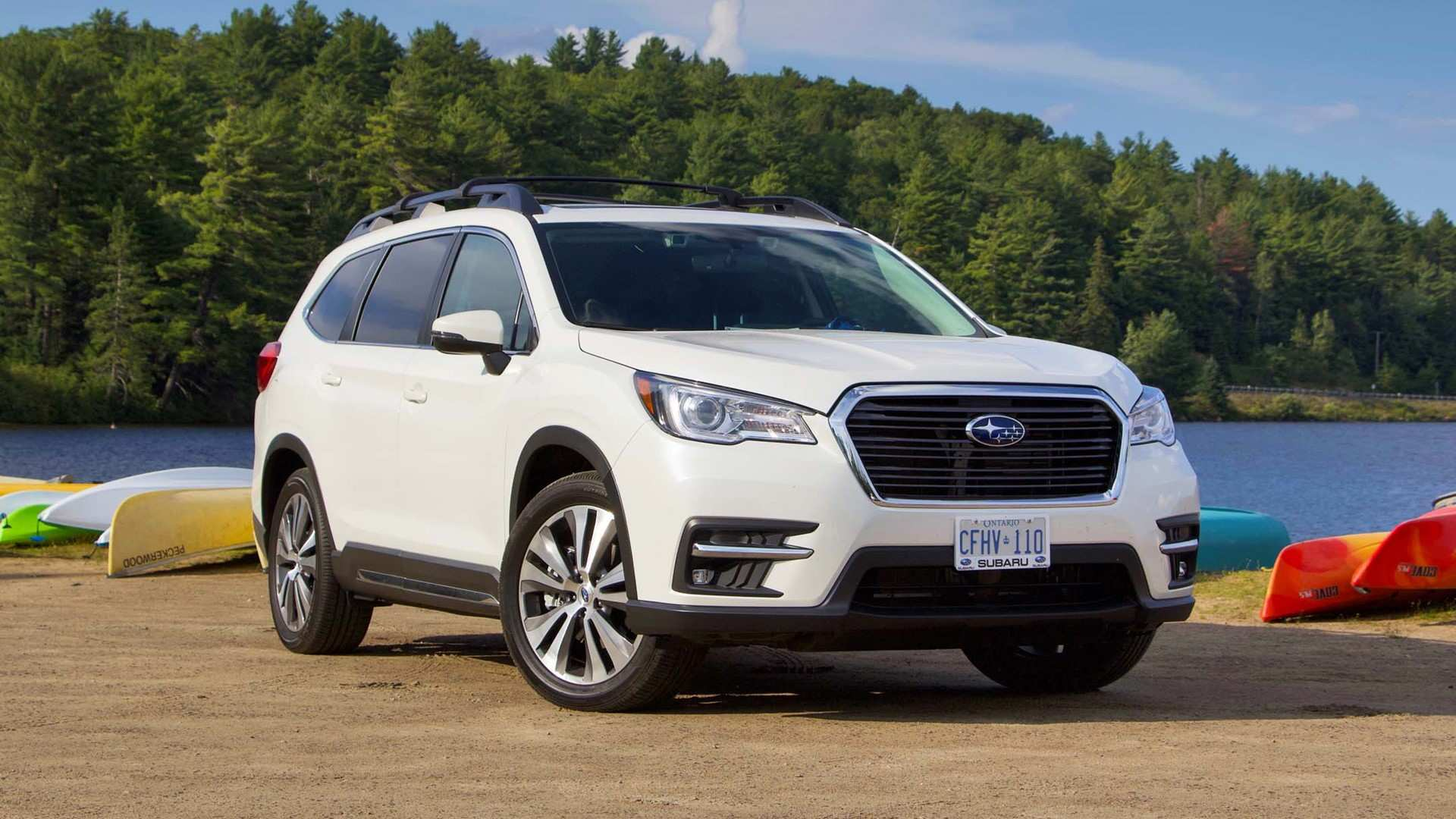 21 The 2019 Subaru Ascent News Concept And Review