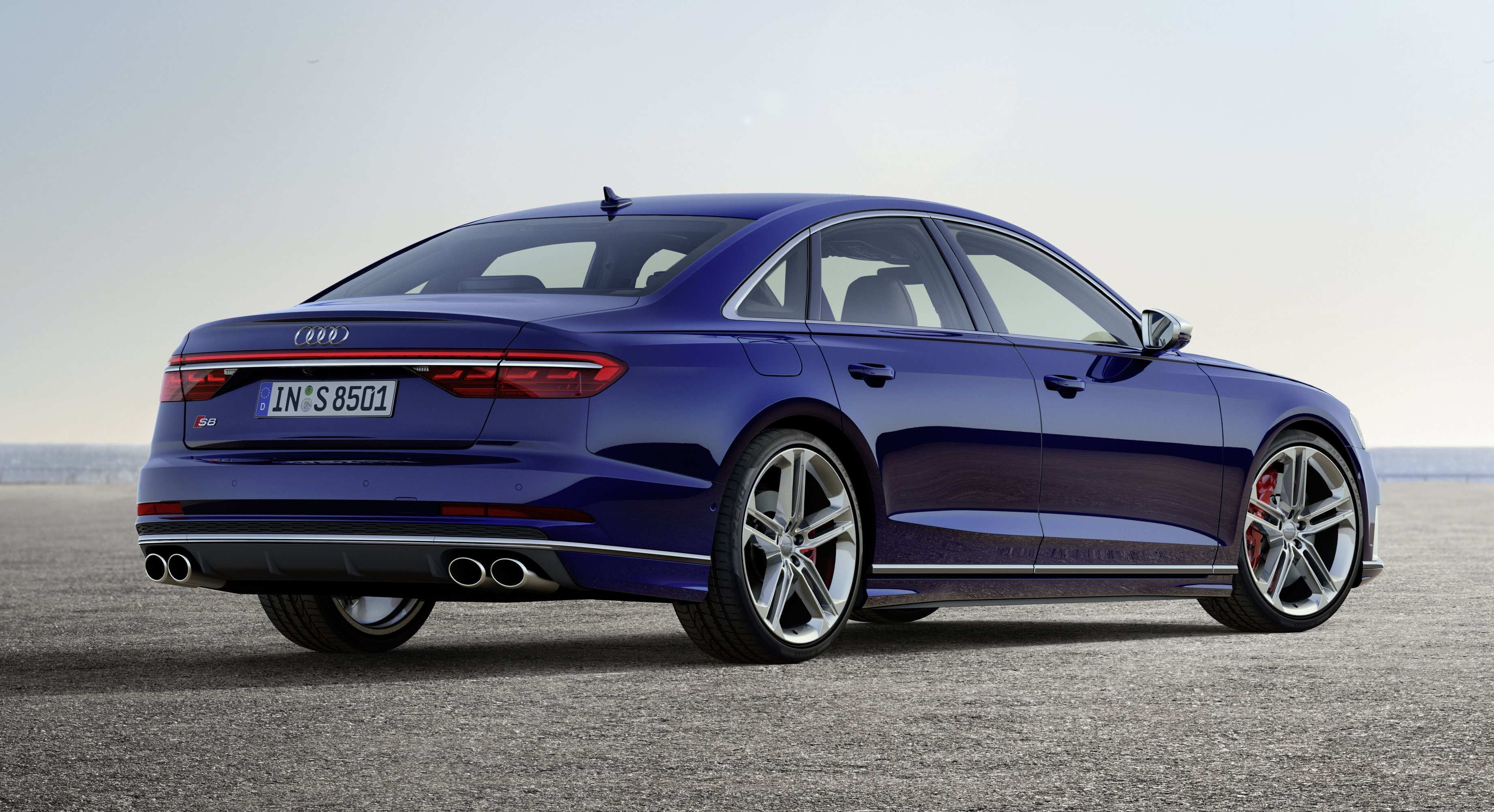 21 The 2020 Audi S8 Plus Performance And New Engine